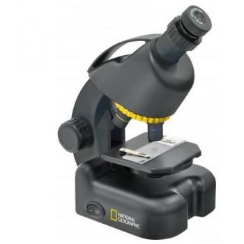National Geographic 40 - 640x mikroskooppii älypuhelinsovittimella