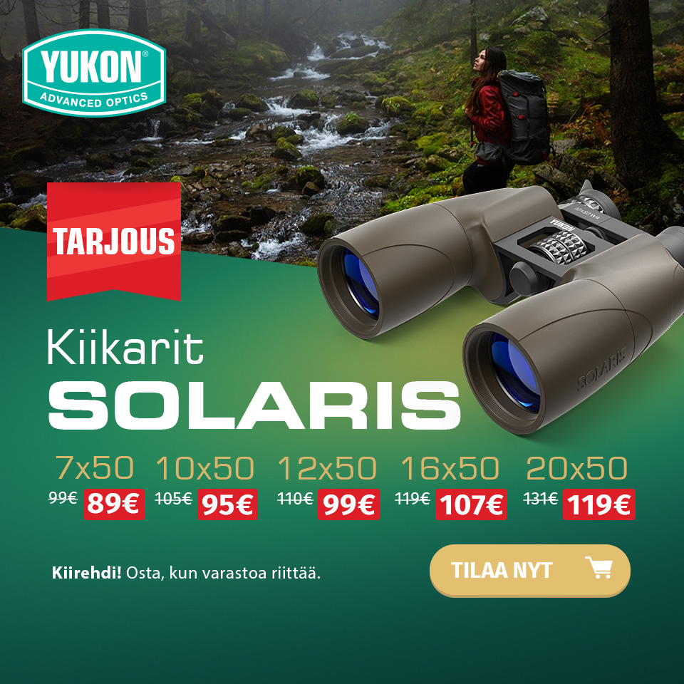 Yukon Solaris