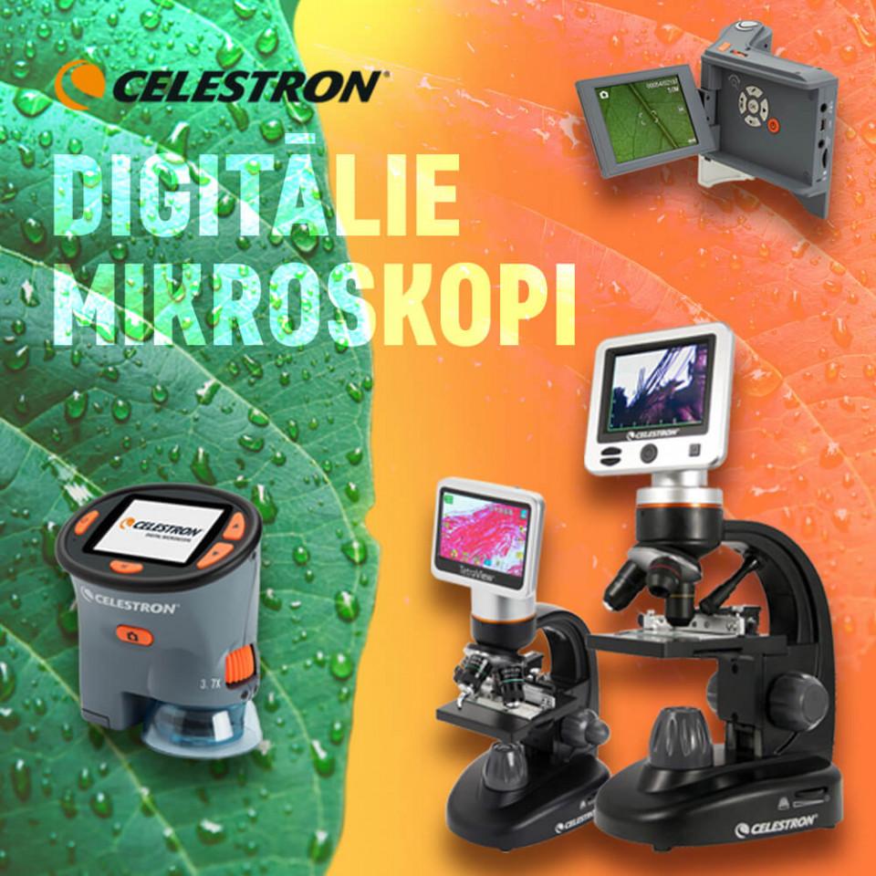 Celestron Digitālie