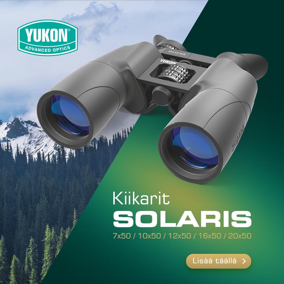 Yukon Solaris kiikarit