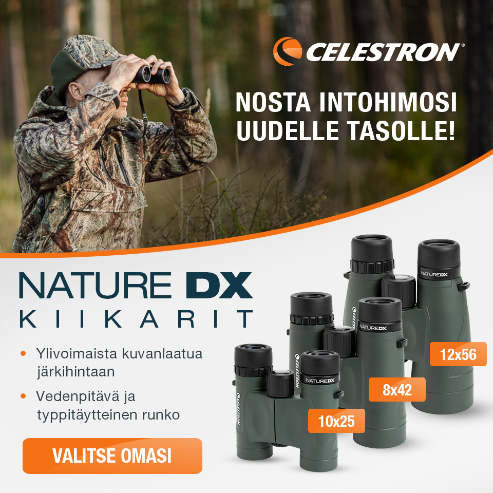 Celestron Nature DX kiikarit