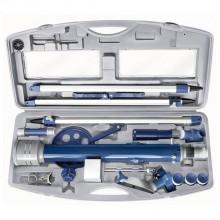 Kaukoputki Bresser 60/700 blue/grey