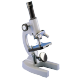 Zenith P-6A mikroskooppi