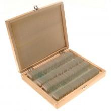 Zenith preparaattisetti mikroskoopeille (100 kpl)
