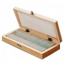 Zenith preparaattisetti mikroskoopeille (50 kpl)