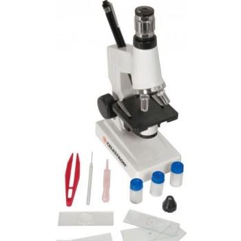 Celestron microscope kit