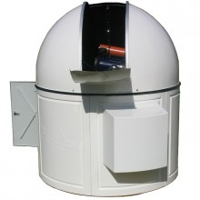 Observatorio Sirius 2.3m Home Model with walls