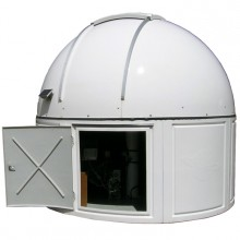 Observatorio Sirius 3.5m School Model with walls
