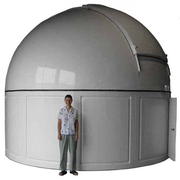Observatorio Sirius 5m College Model motorised with walls