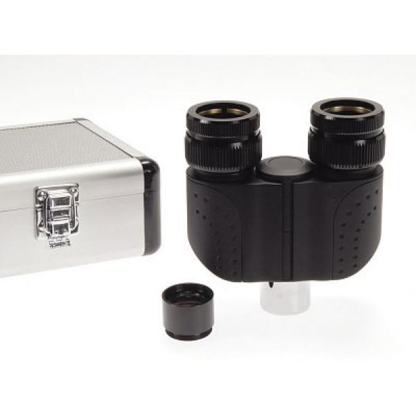 OVL binoviewer with 2x Barlow lens