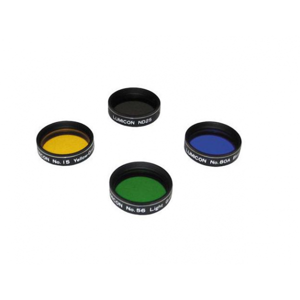 Lumicon 2'' Lunar and Planetary filter set