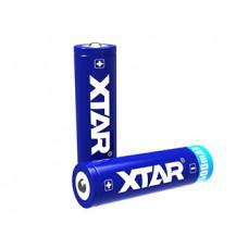 XTAR 18650 3.7V 3500mAh Li-ion akkulaattorit