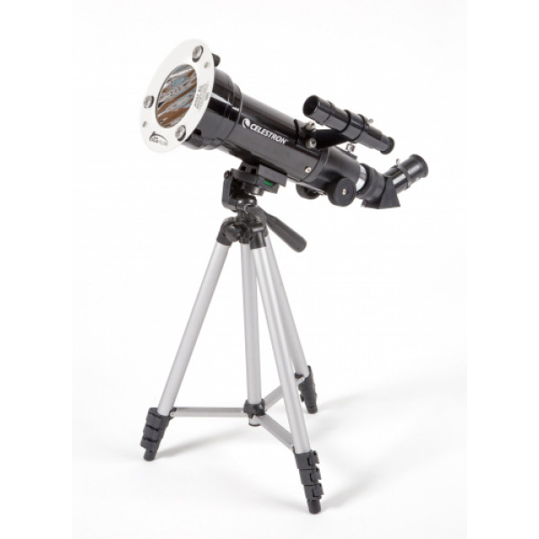 "Celestron Travel Scope 70 kaukoputki, ""Aurinkokunta-editio"""
