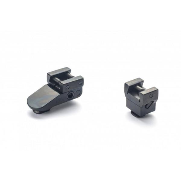 Rusan-niveljalka ilman alustoja -  CZ 550 (säde) - LM-kisko, H17