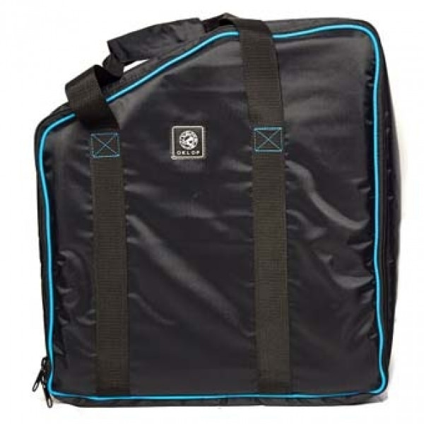 OKLOP padded bag for microscopes up to 170mm width