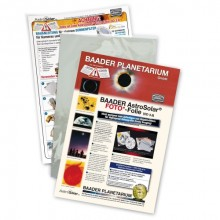Baader Planetarium AstroSolar Photo Film 3.8, 20x30cm aurinkosuodatin astrofotografiaan