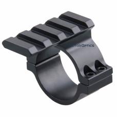 VectorOptics 30 mm / 25,4 mm: n kiinnitysrengas