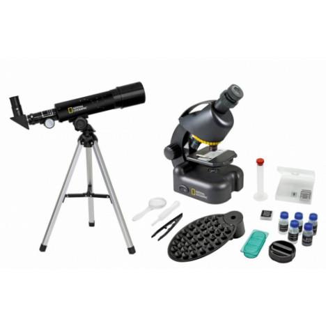 National Geographic Teleskooppi ja mikroskooppisarja