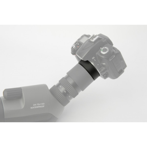 Bresser Canon EOS -valosovitin Condor-tarkkailualueille