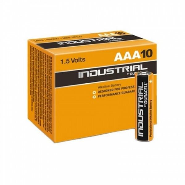 Duracell AAA 10 1.5V Alkaline akku