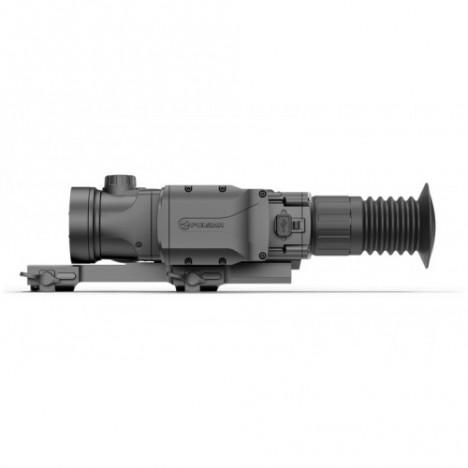Pulsar Trail LRF XQ50 lämpökiikaritähtäin Weaverin kanssa
