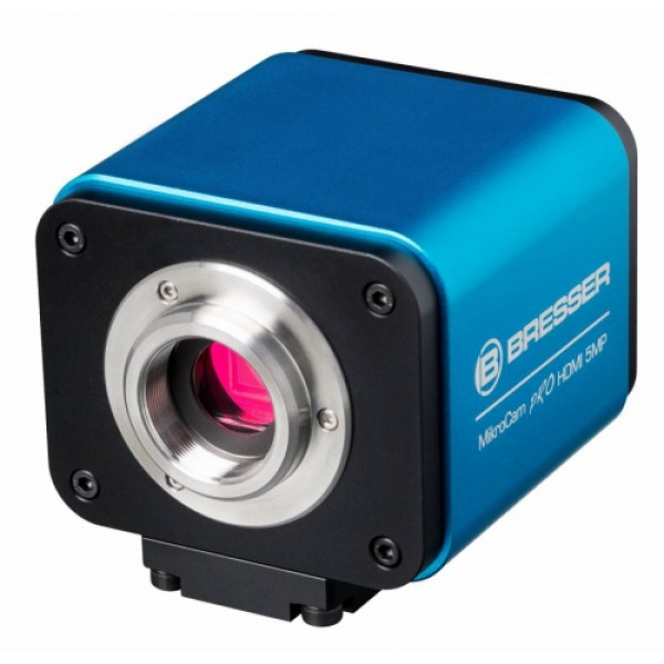 Bresser MikroCam Pro HDMI 5MP mikroskooppikamera
