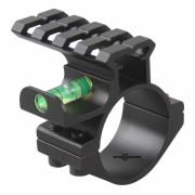 VectorOptics 30mm/25.4mm ACD kiinnitys picatinny-kiskolla