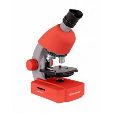 Bresser Junior 40x-640x mikroskooppi (red)