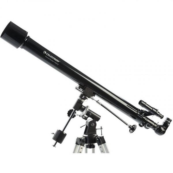 Celestron PowerSeeker 60 EQ teleskops